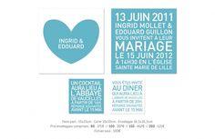 Faire part Mariage  918