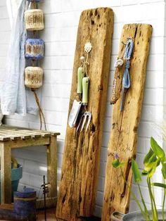 Utilizar la madera natural en el hogar | ideas - DecoraHOY