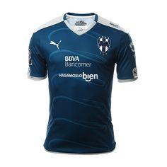 CF Monterrey (Mexico) - 2016/2017 Puma Away Shirt