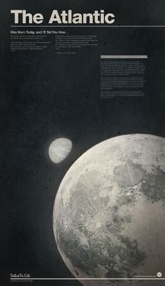 Space Inspiration great page layout