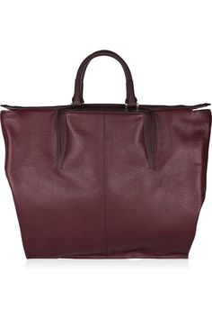 Alexander Wang | Lizard-effect leather tote