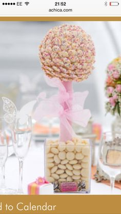 Sweet trees for event Sweet Trees, Treats, Desserts, Gifts, Cakes, Food, Flowers, Sweet Like Candy, Tailgate Desserts