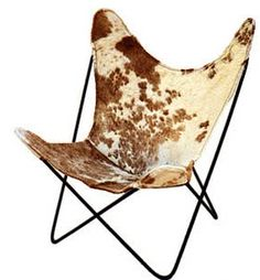 Nice Bedroom: Grown Up Boyu0027s Room Accessories. Butterfly ChairLeather  CraftPrimitiveCowhide ...