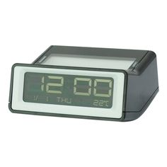 AQ-32 LCD Thermometer Calendar Battery Power Alarm Clock Black - http://ucables.com/product/aq-32-lcd-thermometer-calendar-battery-power-alarm-clock-black-2/
