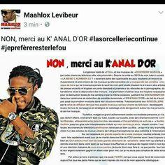 #PostPic - Une image vaut mille mots #Maahlox #Cameroun #CanalDor