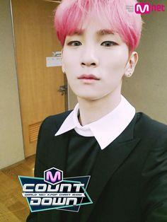 2015.03.19 SHINee  Key  Mnet M! Countdown Updates