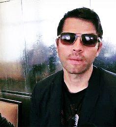 Misha, you sexy beast