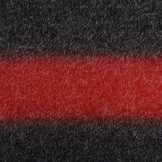 7160db38e747 Wool 135 - Střižná vlna - Polyester - signalne červená