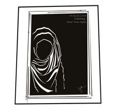 Hijab vector 6