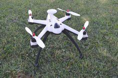 Interesante: Review del Flying 3D X8, un quadcoptero de grandes alturas