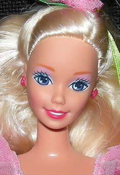 1992 Party changes Barbie