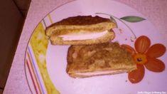 Diétás bundáskenyér - Diétás, sonkás, sajtos bundás kenyér liszt nélkül, útifű maghéjjal #útifűmaghéj #diétás #sonkás #sajtos #bundáskenyér #reggeli #lisztmentes