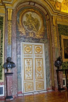 Palace of Versailles -- France