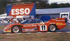1982 Rondeau M 382 C  Ford (3.955 cc.) (A)  François Migault  Gordon Spice  Xavier Lapeyre