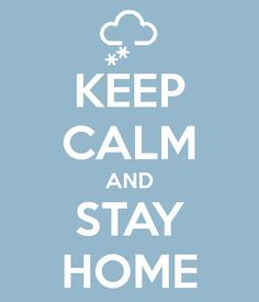 KEEP CALM AND STAY HOME - KEEP CALM AND CARRY ON Image Generator - brought to you by the Ministry of Information