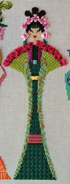 It's not your Grandmother's Needlepoint: Can I have a Favorite?