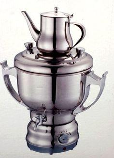 Electric Samovar, Stainless Steel, 6 Ltr, Silver finish AC http://www.amazon.com/dp/B00AYPV7P8/ref=cm_sw_r_pi_dp_0HZSvb1X8WD4C