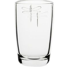 @Overstock - Give your dinner table a regal touch with glassware from La Rochere Dragonfly 6-piece glass set features embossed dragonfly motifs based on the famous Napoleonic glassware Each tall glass holds 13 ounces of your favorite beverage http://www.overstock.com/Home-Garden/La-Rochere-Dragonfly-6-piece-Glass-Set/3490666/product.html?CID=214117 $43.08