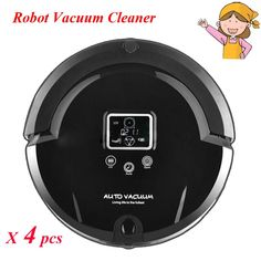 Robot Vacuum Cleaner with LCD Touch Screen Home Ultra Fine Air Filter Dust Cleaner Cleaning Appliances, Home Appliances, Cleaning Dust, Dust Collection, Air Filter, Vacuum Cleaners, Filters, Cool Things To Buy, Household