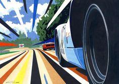 Chasing the Cavallino by klem.deviantart.com on @DeviantArt