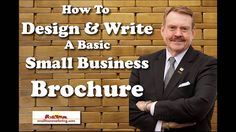 [Podcast] How to Write & Design A Small Business Brochure