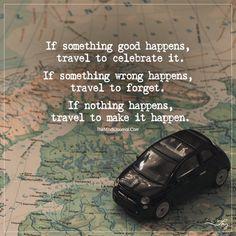 Just Travel - https://themindsjournal.com/just-travel/