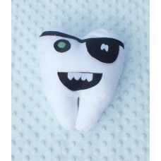 Pirate Tooth Fairy Pillow Tooth Fairy Pillow, Pirates, Teeth, Pillows, Toys, Cute, Activity Toys, Toy, Kawaii