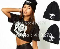 BOY London Cropped T-Shirt T Shirt Swag f8391fad48e