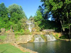 Spring Park . Tuscumbia, Alabama