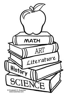 Back to School Coloring Pages | back to school coloring pages book
