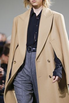 See the complete Michael Kors Collection Fall 2017 Ready-to-Wear collection.