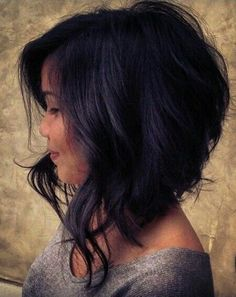 My inspirational hair pic. Very slowly transitioning to the shortness of this. Hope to pull it off by summer.