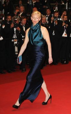 """2011, Cannes. In Haider Ackermann alla prima di """"We need to talk about Kevin"""""""