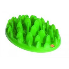 810107 Green Mini Interactive Feeder