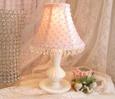 68 Best 9 Some Of My Lampshades Ebay Wwwshabbyshades Com Images