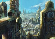 kingdom by liuyangart on DeviantArt