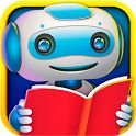 Booksy is a learn to read platform designed from the ground up to help kids become independent readers — like training wheels for books! It is a library of leveled readers where every word can be tapped and played. Booksy has amazing books written by Phd's from top universities. Our focus on non-fiction makes Booksy a perfect resource for meeting the new Common Core Standards.