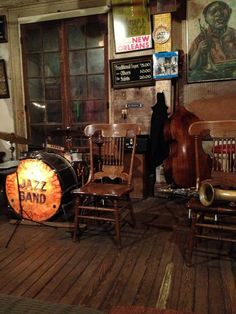 The one and ONLY in New Orleans... Preservation Hall. When was the last time you…