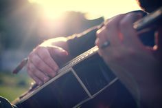 guitar playing hands | Flickr - Photo Sharing!