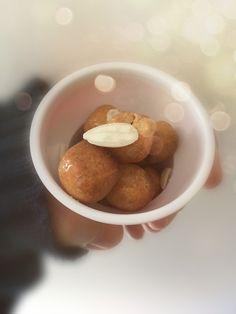 Pignolata o struffoli light integrali - a zucchero zero Pretzel Bites, Bread, Food, Fantasy, Brot, Essen, Baking, Meals, Breads