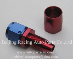 AN6 Swivel type AN Fittings Black, Red-Blue, Yellow, Pink color... AN4, AN6,AN8, AN10, AN12, AN16 Racing Auto Parts, Car Parts