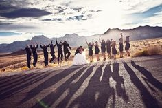 10 locations to shoot your wedding, engagement, or family photos in Las Vegas…