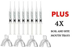 SDI PolaNight CP 10% 1.3g 8 Syringe Whitening Gel   4 Thermoforming Trays -- Trust me, this is great! Click the image. : Teeth Whitening