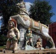 The famous Chettiar Clan Temple