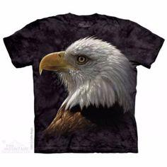 Camiseta Retrato de Aguila