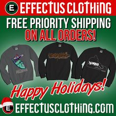 Free Shipping throughout December on Sneaker Tees!