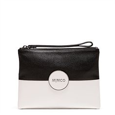 Mimco for Christmas! Mimco Pouch, Clutch Wallet, Workout Accessories, Fashion Accessories, My Christmas List, Makeup Case, Tandem, Couches, Luggage Bags
