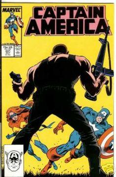 Marvel Comics - Pistol - Rifel - Grass - Masked Woman - Bob McLeod