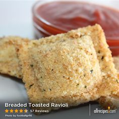Toasted ravioli and Ravioli on Pinterest