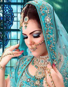 indian bridal lashes